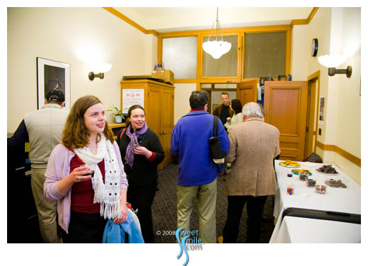 Art Show at City Hall - Ross Mirkarimi
