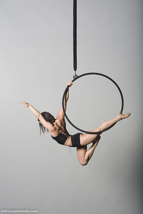 aerialists shoot