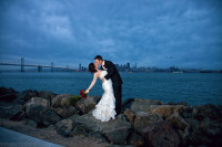 Netanya & Mike's Wedding | Treasure Island San Francisco